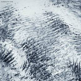 Jan Erik Waider 冰的纹理