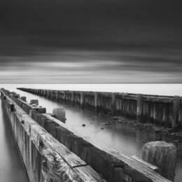 Kevin Corrado 黑白风景摄影欣赏