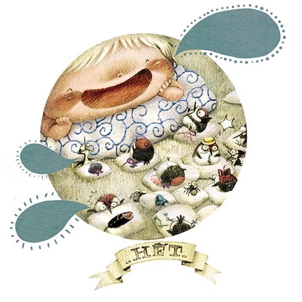 Le Thu 儿童插画欣赏 - 苏打苏塔设计量贩铺 – sudasuta.com – 每日分享创意灵感!