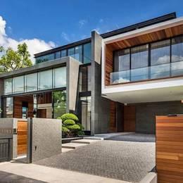 新加坡建筑设计 Mimosa House