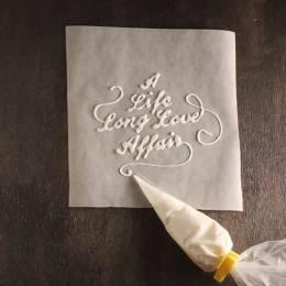 创意灵感 手写英文字体设计欣赏
