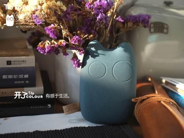 龙猫/女孩子的新春礼物豆豆龙猫移动电源