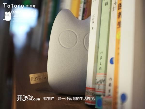 龙猫 可爱 卡通/女孩子的新春礼物豆豆龙猫移动电源