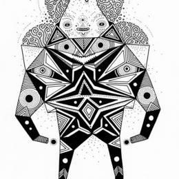 Cosmic Nuggets 黑白小怪物