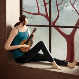 Irma Gruenholz 粘土艺术