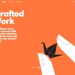 带有插画和手绘元素的创意网站欣赏