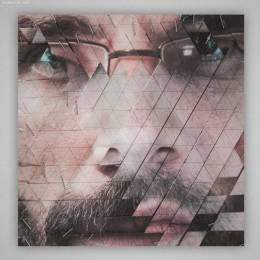 Aldo Tolino 折纸的脸孔