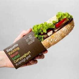 BVD 简约食品包装设计欣赏