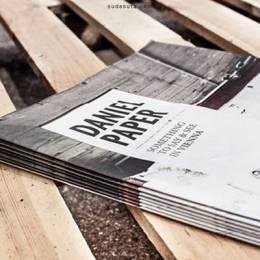 Daniel Paper 印刷品设计欣赏