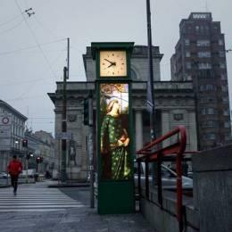 Etienne Lavie 古典艺术与现代城市