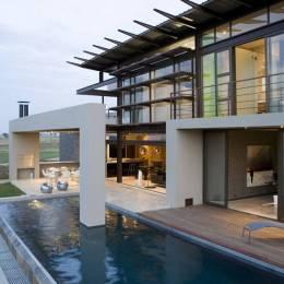 House Serengeti 建筑设计欣赏