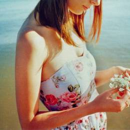 青春摄影欣赏 阳光如此美丽