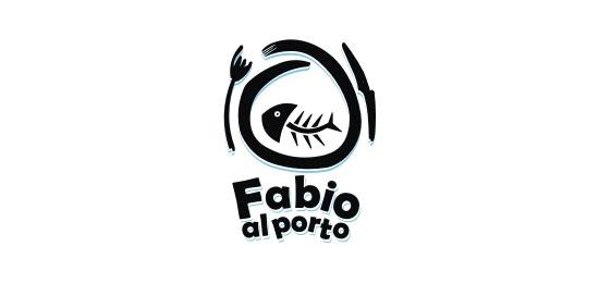 创意LOGO设计欣赏 餐厅标志