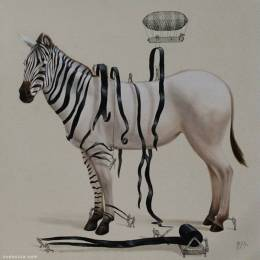 Ricardo Solis 动物插图欣赏