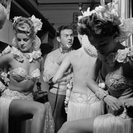 Stanley Kubrick 黑白摄影欣赏
