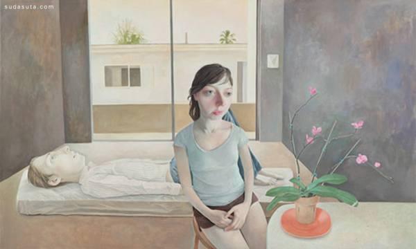 Travis Collinson 绘画艺术欣赏
