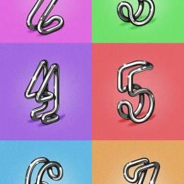 Extra Bal 字体设计欣赏