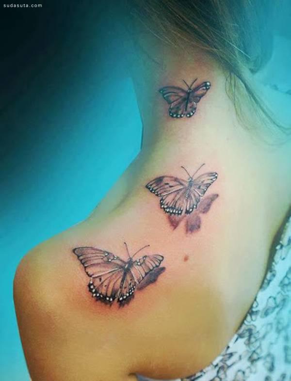 的 小 纹身 凤凰 纹身 欣赏 细腻 唯美 的 莲花 纹身 ...