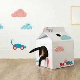 创意可爱超级宠物屋