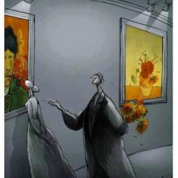 Angel Boligan 讽刺插画欣赏