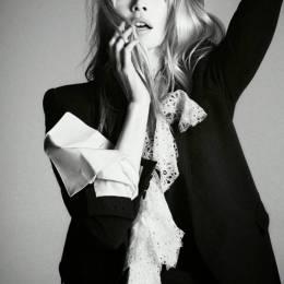 Claudia Schiffer 时尚摄影欣赏
