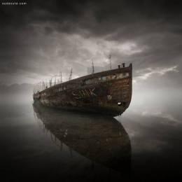 Darren Moore 自然黑白摄影欣赏