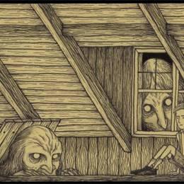 Don Kenn 手绘恐怖漫画欣赏