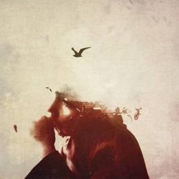 Hiki Komori 迷人的双重曝光摄影欣赏
