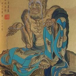 胡志颖 绘画作品欣赏