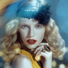 Joanna Kustra 怀旧风格时尚摄影欣赏