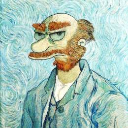 Limpfish 卡通人物名人肖像插画欣赏