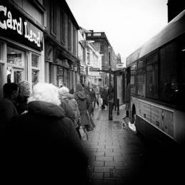 Stephen Cosh 黑白城市摄影欣赏
