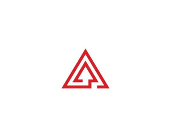Triangles logo08