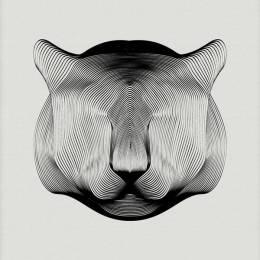 Moiré patterns 抽象动物肖像插画欣赏