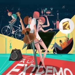 哥伦比亚艺术家Alejandro Mesa 个人卡通插画欣赏