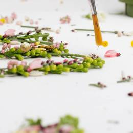 Alice Mouoru 花朵与文字 温馨生活摄影