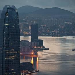 Clement Chan 城市夜景 唯美摄影欣赏
