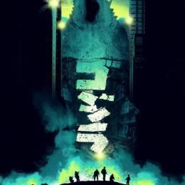 哥斯拉大电影经典海报设计欣赏