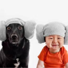 Grace Chon 《Zoey 和 Jasper》儿童摄影欣赏