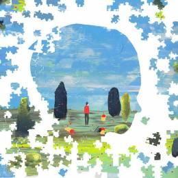 Jon Han 抽象艺术插画欣赏