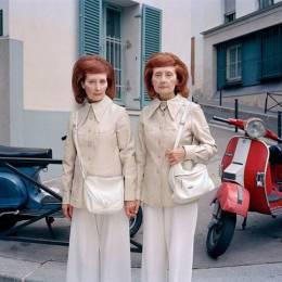 Monette & Mady 双胞胎的生活 摄影作品欣赏