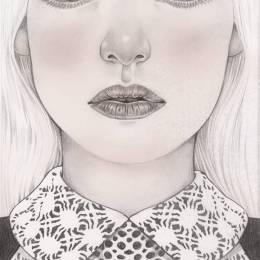 Martine Johanna 手绘时尚插画欣赏