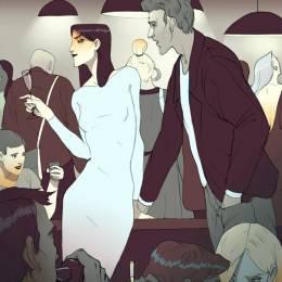 Masha Shishova 商业插画欣赏