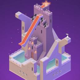 Monument Valley 游戏设计欣赏