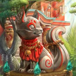 Silverfox5213 动物卡通商业插画欣赏