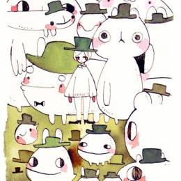 Cynthia / マルB 清新的个人少女漫画欣赏