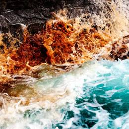 Arnaud Lajeunie 颜色与海水 实验摄影欣赏