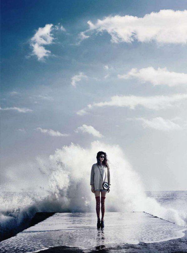 加勒比惊涛怪浪_Astrid Bergès-Frisbey 女性肖像摄影欣赏 | 苏打苏塔设计量贩铺 ...