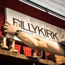 Billykirk 让皮具随着时间变得更好