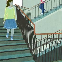 Kazuhisa Uragami 清新毕业季 手绘插画欣赏